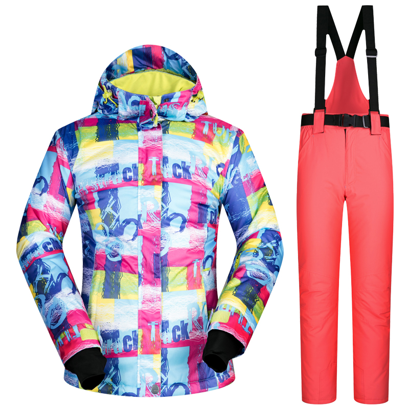 2019 Donne Tuta Da Sci Snowboard Tuta Da Sci Giacca Pantalone Con Cappuccio Abbigliamento Invernale di Sport Esterno di Usura Impermeabile Antivento Da Sci Femminile2019 Donne Tuta Da Sci Snowboard Tuta Da Sci Giacca Pantalone Con Cappuccio Abbigliamento Invernale di Sport Esterno di Usura Impermeabile Antivento Da Sci Femminile