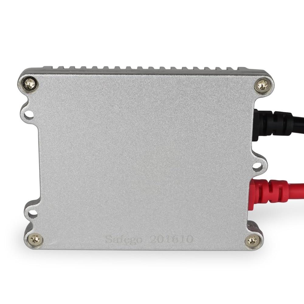 Safego 2st 12V xenon dold förkoppling 35W OEM Digital elektronisk - Bilbelysning - Foto 3