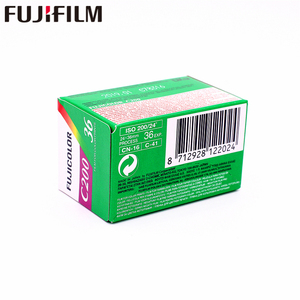 Image 5 - 10 Rolls Fujifilm Fujicolor C200 Màu 35 mét Phim 36 Exposure cho 135 Định Dạng Holga 135 BC Lomo