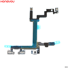 Power Button Switch Volume Button Mute On / Off Flex Cable For 5 5G цена