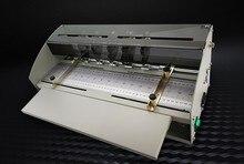 2019 Upgrade 18.5inch 470mm Electric Paper Creaser Scorer Perforator Cutter combo Paper Cutting Creasing Perforating machine