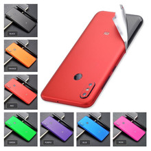 Top Sell Body Candy Color Decal Sticker Wrap Skin Case Cover For