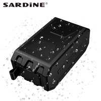 Sardine A8 Protable Mini Waterproof Speaker Bluetooth 2000mAh 6w High Quality Sound Support Power Bank Function