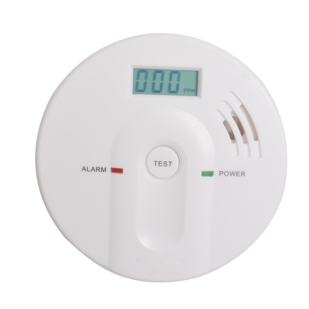 Home Safety Warning Carbon Monoxide Alarm Carbon Monoxide Detector CO Alarm