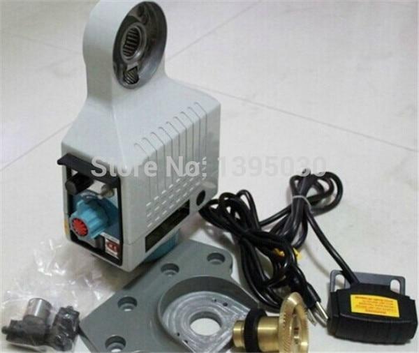 Feed auto Poder de mesa de Alimentação de Energia Horizontal para moagem/máquina da broca 1 alimentador de energia pc