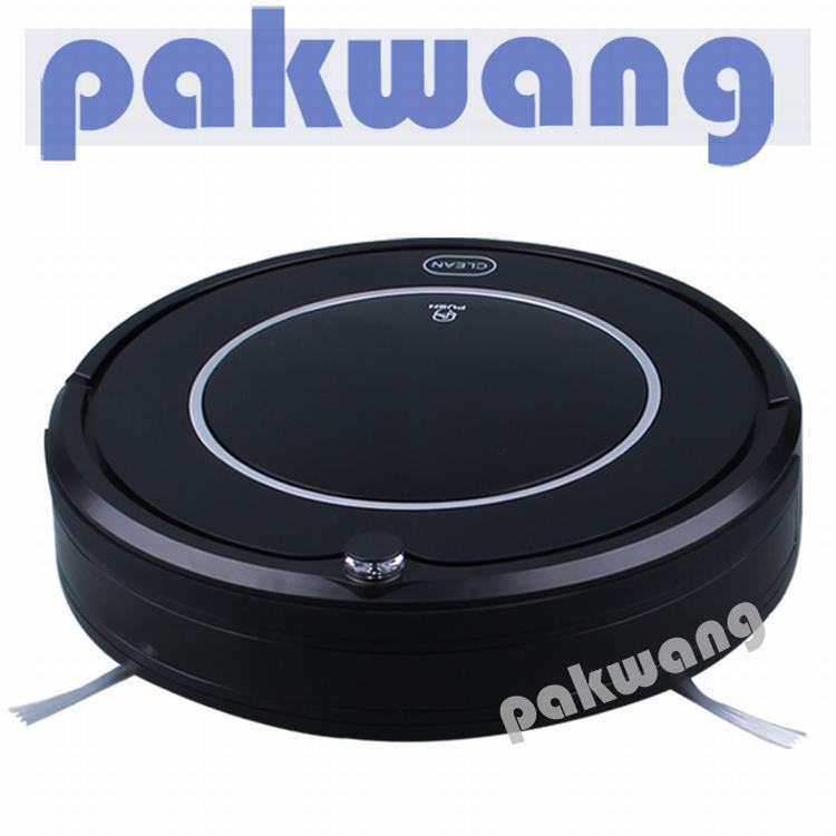 PAKWANG X550 Big Power Automatic Robot Vacuum Cleaner Household Sweeper Automatic Aspirateur with 4 cleaning routes Robot vacuum