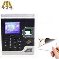 Frete Grátis 13.56MHz Cartão Comparecimento Do Tempo Do Sistema Linux TCP Software Livre M80 Biométrico de impressões digitais Access Controller|Dispositivo de reconhecimento de impressão digital| |  -