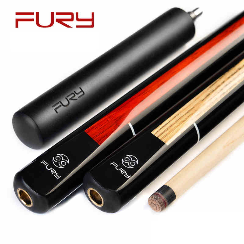 FURY MC Billiard Pool Cue Maple Shafts 11mm tip Center Joint 1/2 American Pool Cues Billard cue snooker cue De Billar stick