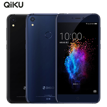 Original Qiku 360 N5s Handy 5,5 zoll 6 GB RAM 64 GB ROM Snapdragon 653 Octa-core Dual Frontkamera 3730 mAh 4G LTE Smartphone