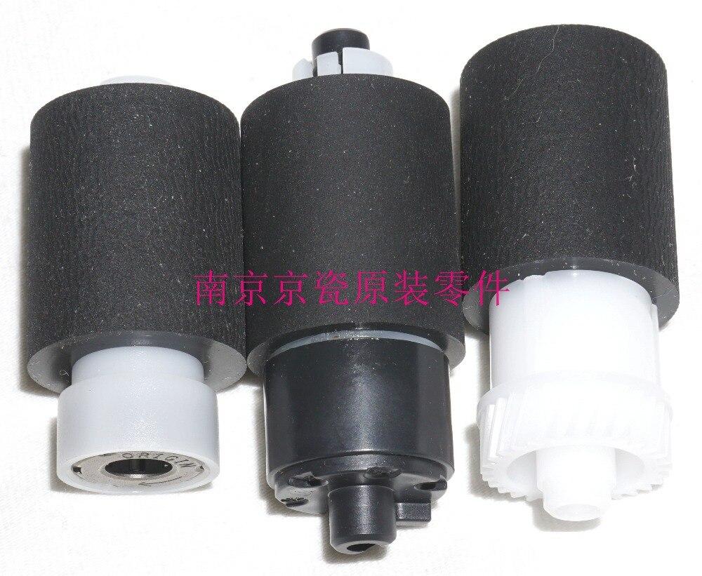 New Original Kyocera 302HN06080 302F909170 302F906230 PULLEY FEED ( 1 set of 3 ) for:FS-6025 C8020 TA3010i 3212i M4028 M4125 new original kyocera 3h607020 3ll07190 3jx07330 3ll07520 pulley feed adf 1 set of 4 for ta420i 520i 250ci 500ci dp 750 760