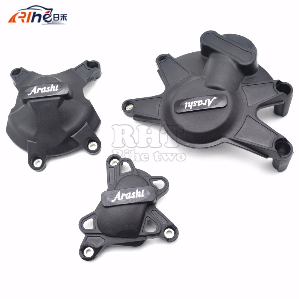 Motorcycle Engine Protective Protect Cover Moto parts Motor Protection Cover Stator for Yamaha R1 2009 2010 2011 2012 2013 2014 for yamaha r1 2009 2010 2011 2012 2013 2014 motorcycle accessories motorbike parts engine cover engine protective side protector