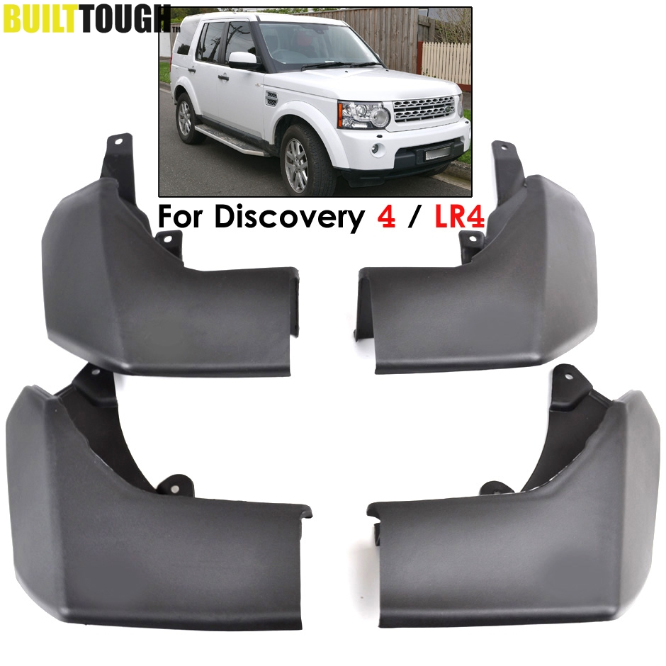 2012 Land Rover Discovery 4 For Sale: Aliexpress.com : Buy Set Molded Car Mud Flaps For Land