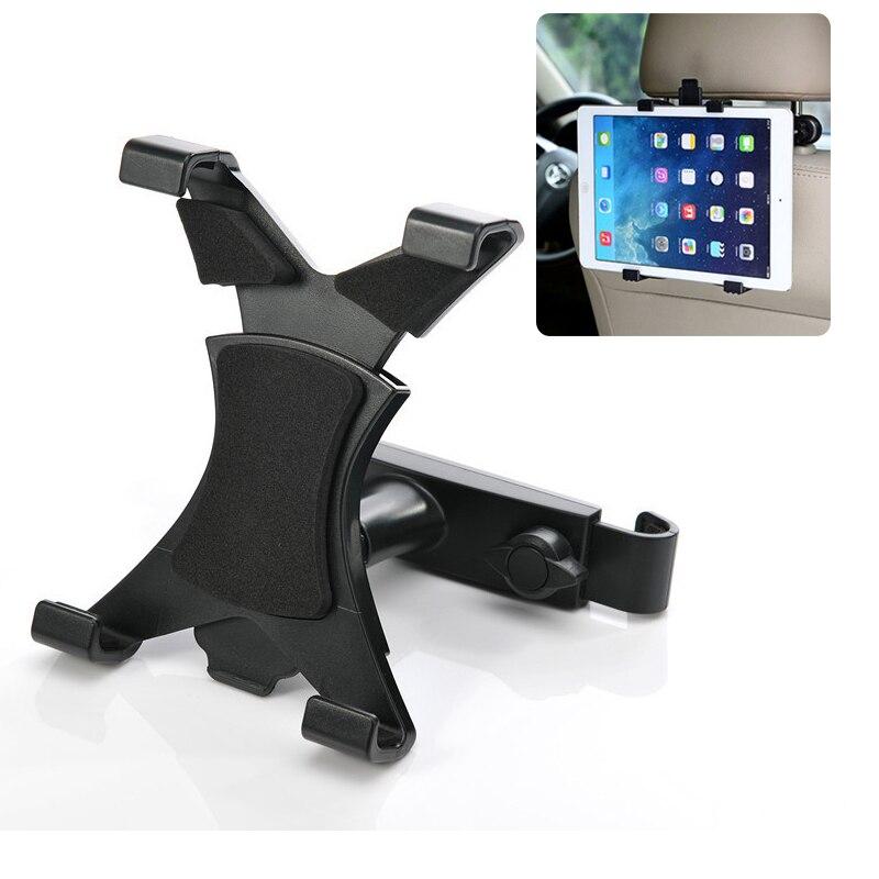 "360° Car Headrest Mount Holder Stand Bracket For 7/""-11/"" Tablet Laptop Universal"