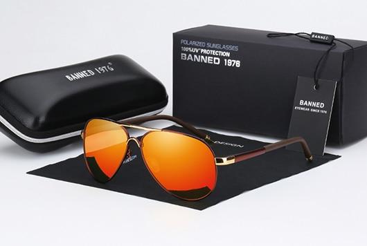 2020 HD Polarized UV 400 men's Sunglasses brand new male cool driving Sun Glasses driving eyewear gafas de sol shades with box 9