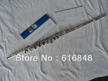 Copy Buffet Flute Crampon & the cie A PARIS silver plated Flute instrument Model BC6010