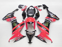 Injection Mold Bodywork Fairing For ZX-10R ZX 10R 2009 09 (B) [CK1007]