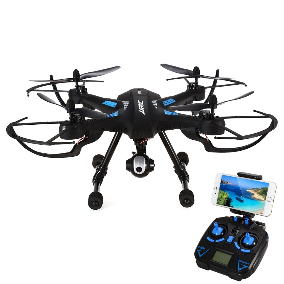JJRC H26WH Quadcopter 2.4G FPV 4CH 6 Axis Gyro RC Quadcopter RTF Professional Drone With Camera RC Helicopter Drones VS H26W fq777 rc drone dron 4ch 6 axis gyro helicopter wifi fpv rtf rc quadcopter drones with camera toy fq777 fq10a vs syma x5sw x5sw 1