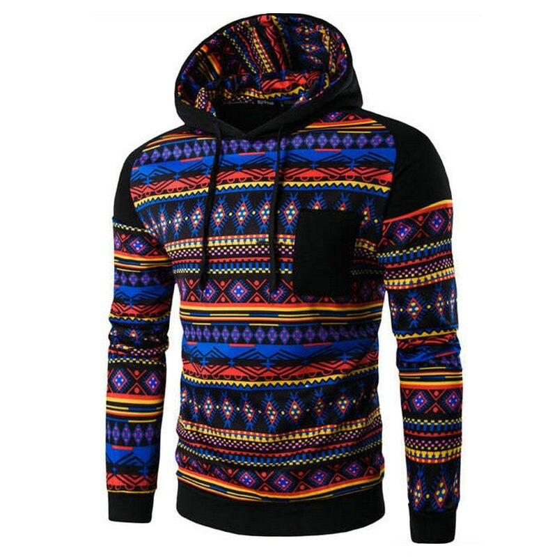 ᗐ2018 Men Hoodie Spring Long Sleeve Mens Sweatshirts Hip Hop Polo