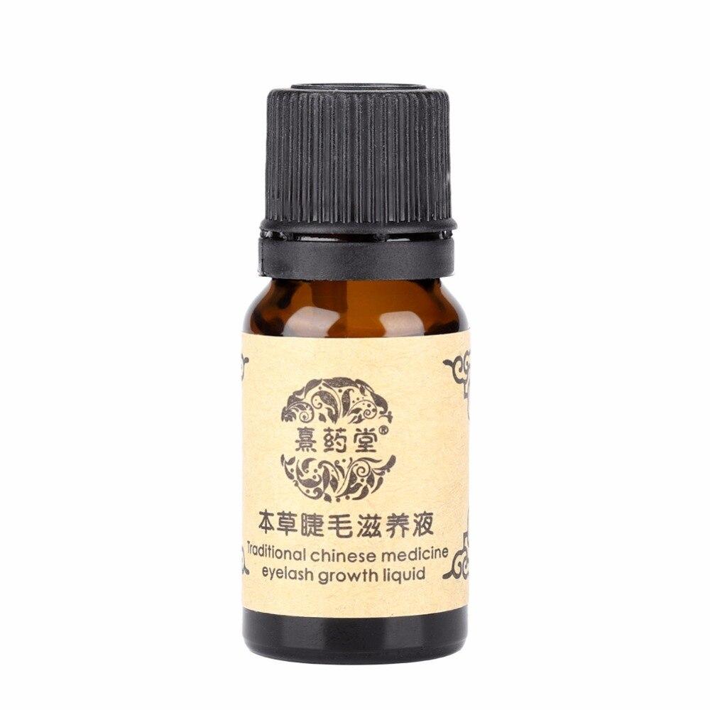 10ml Natural Eyelash Growth Treatments Nourishing Enhancer Eyelash Serum Moisturizing Growth Essence Curler Longer Thicker
