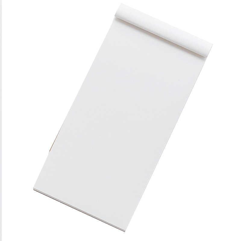 Карманный блокнот крафт-бумаги, записывающая блокнот для скрапбукинга, блокнот для скрапбукинга, чтобы сделать список Tear, памятка, заметка, канцелярские принадлежности, уголок радости