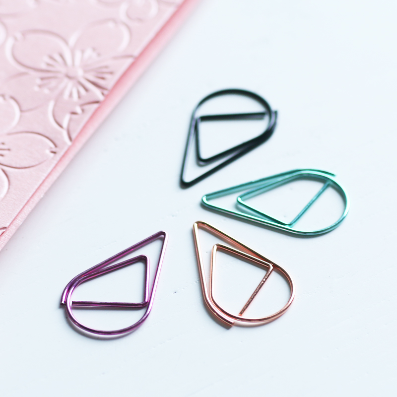 Free Shipping 25 Mm 50 Pcs/lot Metal Ring Binder Clips