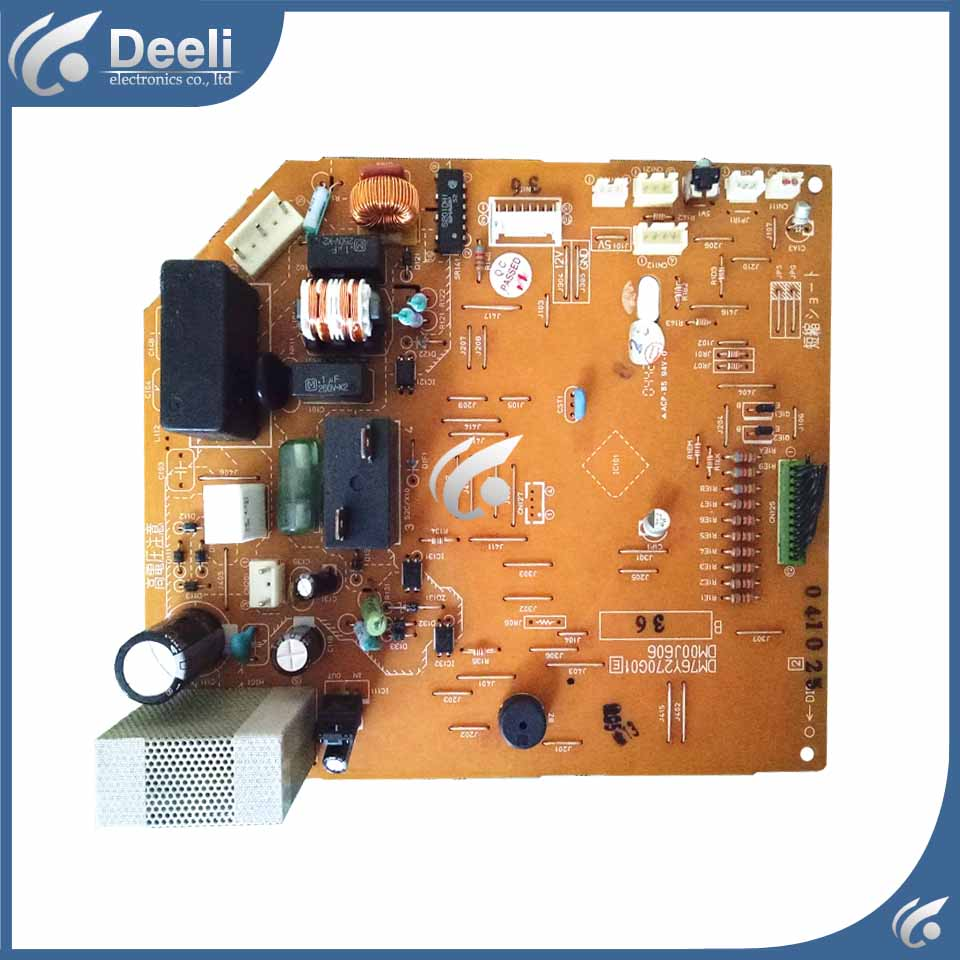 95% new good working for air conditioning board MSH-J11VV DM76Y270G01 DM00J606 control board 95% new used for air conditioning computer board msh j18sv de00n238b se76a766g01 good working
