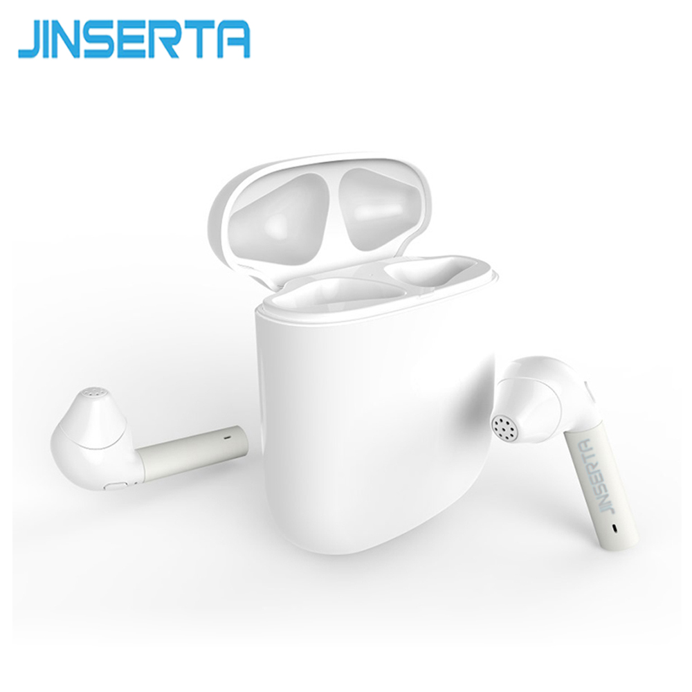 JINSERTA HBQ i8 TWS Wireless Earbuds Mini Bluetooth Stereo Headset With Charge Box Earphone For iPhone X 7 Plus Android Phones mini twins true stereo bluetooth earphone headphones headset tws wireless bluetooth handfree earbuds with charge box for iphone7
