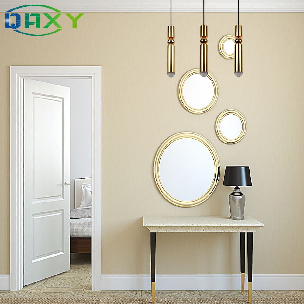 Post Modern Gold Pendant Lamp With 12W LED Included E27 Warm White Cool White LED Bulb Pendant Light For Living Room Coffee Shop in Pendant Lights from Lights Lighting