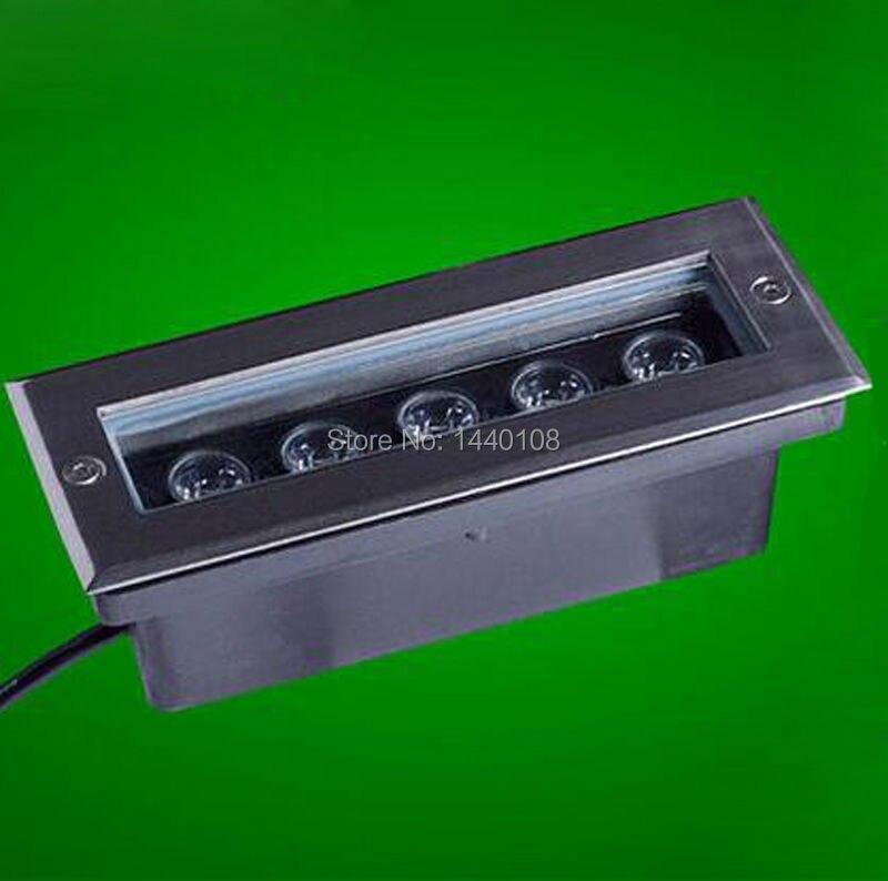 Stufenlicht Led 5pcs lot led lights 5w 12v ac85 265v grondspot