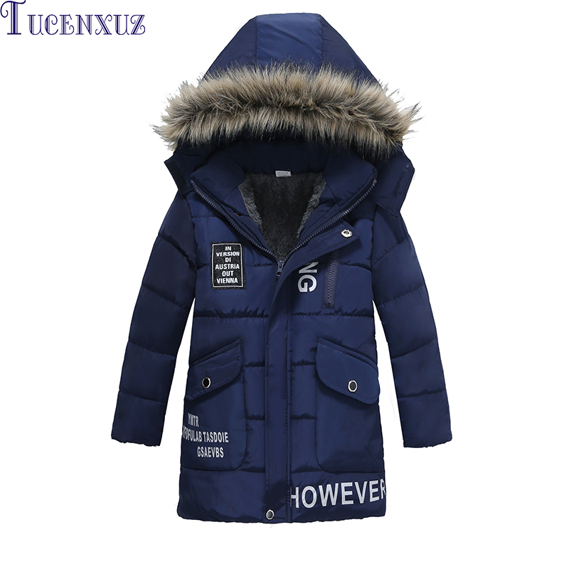 Autumn winter boys jacket for boys windbreaker boys jacket kids coat children outerwear boys clothes