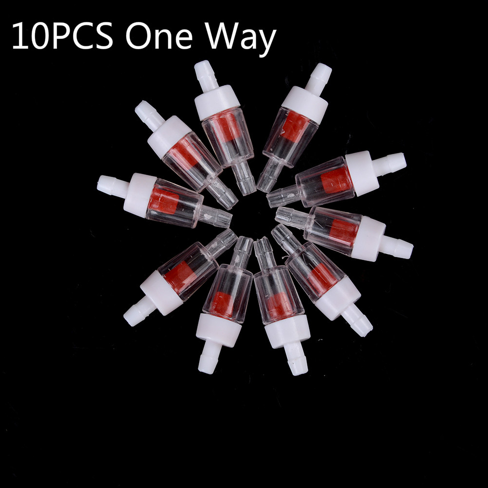 10PCS Plastic One Way Check Valve For Aquarium Air Pump Wholesale