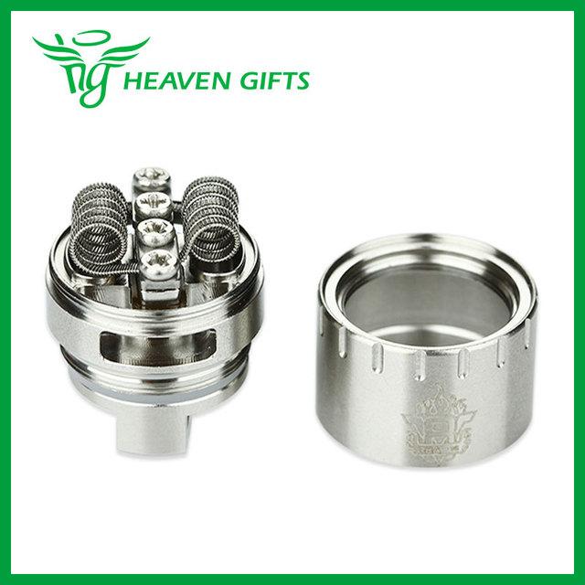 Original smok tfv8 rba-16 bobina con 0.16ohm óctuple núcleo fundido clapton bobina bobina rebuildable para tfv8 tanque
