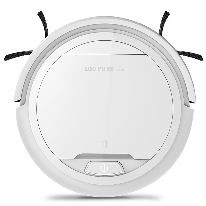 K5 sweeping robot Scrubbing machine Automatic Household one intelligent vacuum cleaner Ultra-thin mini automatic vacuum cleaner intelligent mute sweeping robot ultra thin dust collector efficient cleaner household gifts