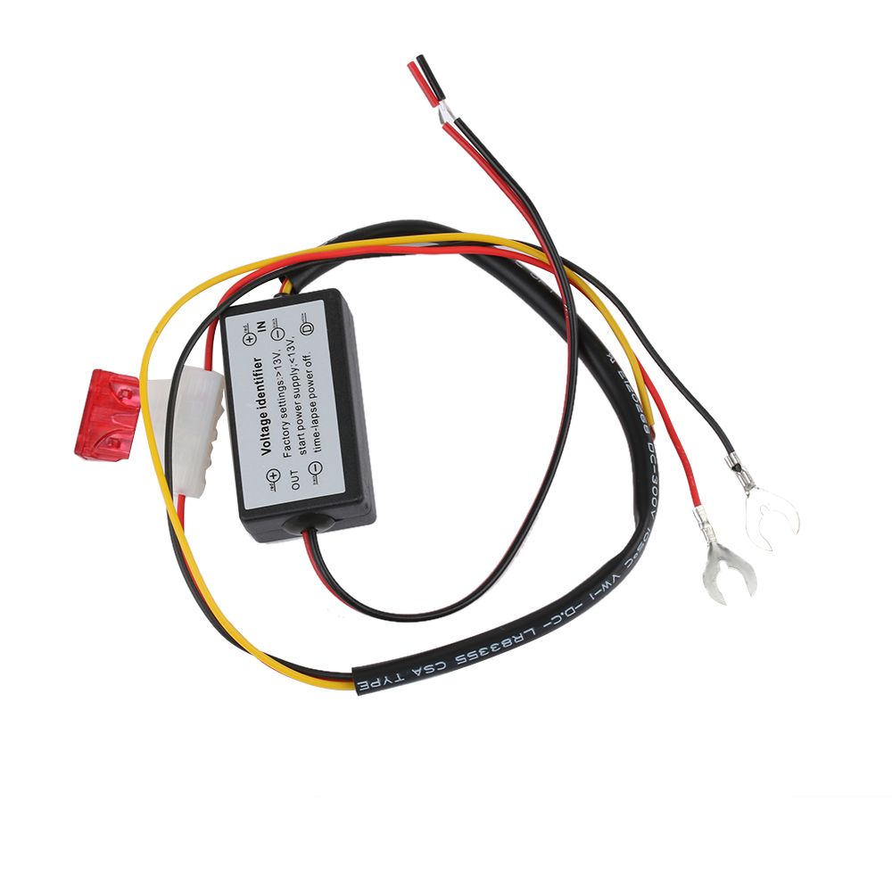 Drl Controller Auto Car Led Daytime Running Lights Relay Automotive Electrical Wiring Supplies Harness Dimmer On Off 12