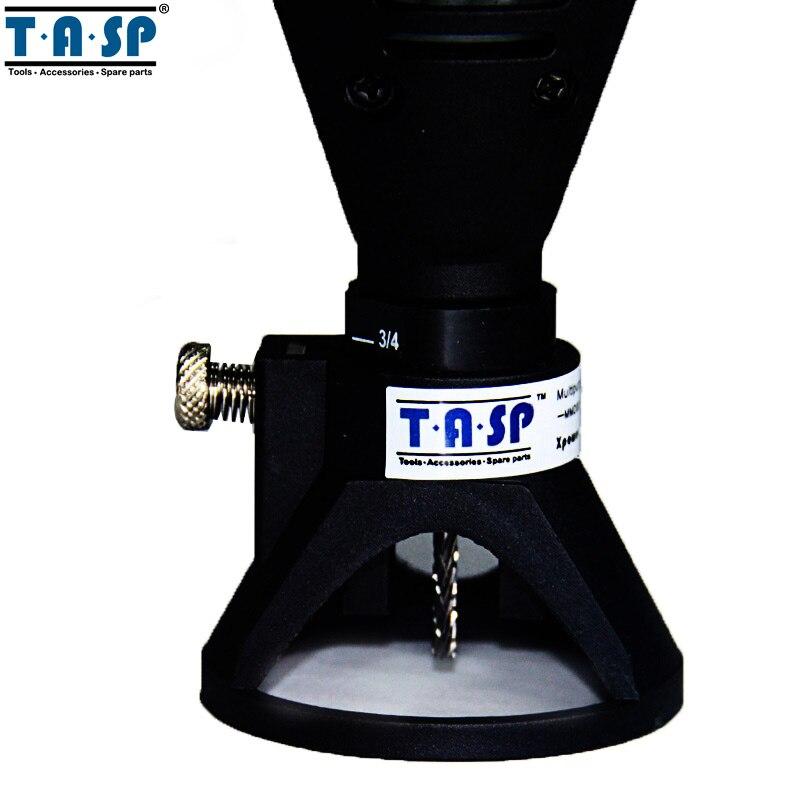 TASP Multipurpose Rotary Tool Cutting Guide Attachment Mini Drill Accessories