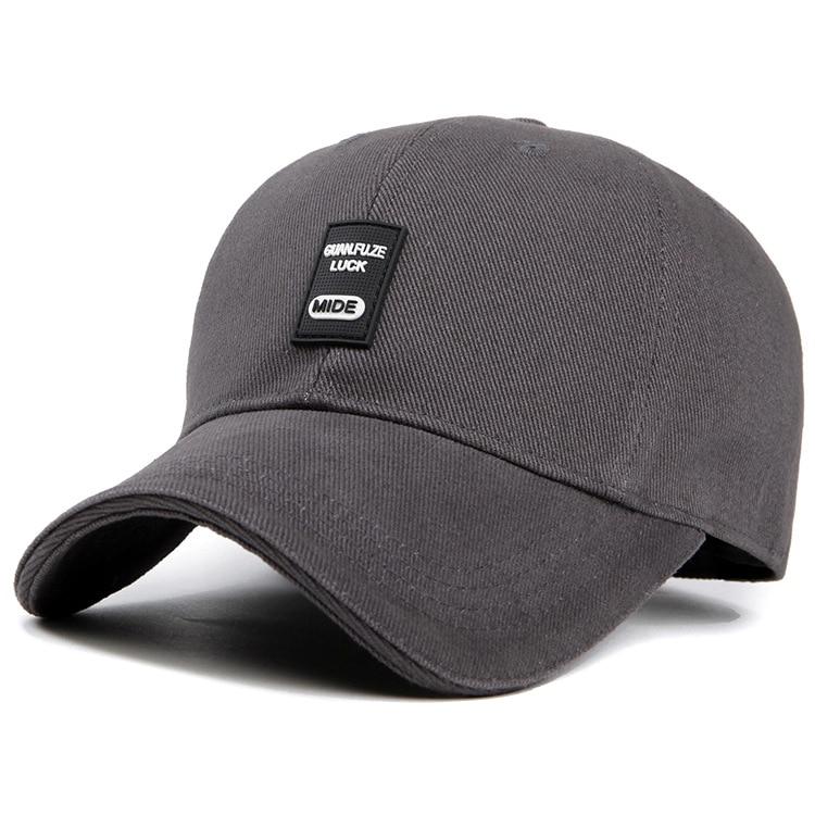 b3312df425dce Outdoor casual baseball cap men genuine sports letter shield logo snapback  caps cotton sun fashion running hats for men