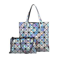 Women Handbags Bao Bao Leather Luxury Designer 2016 Handbag Fashion Girls BaoBao Set Bags Female Ladies