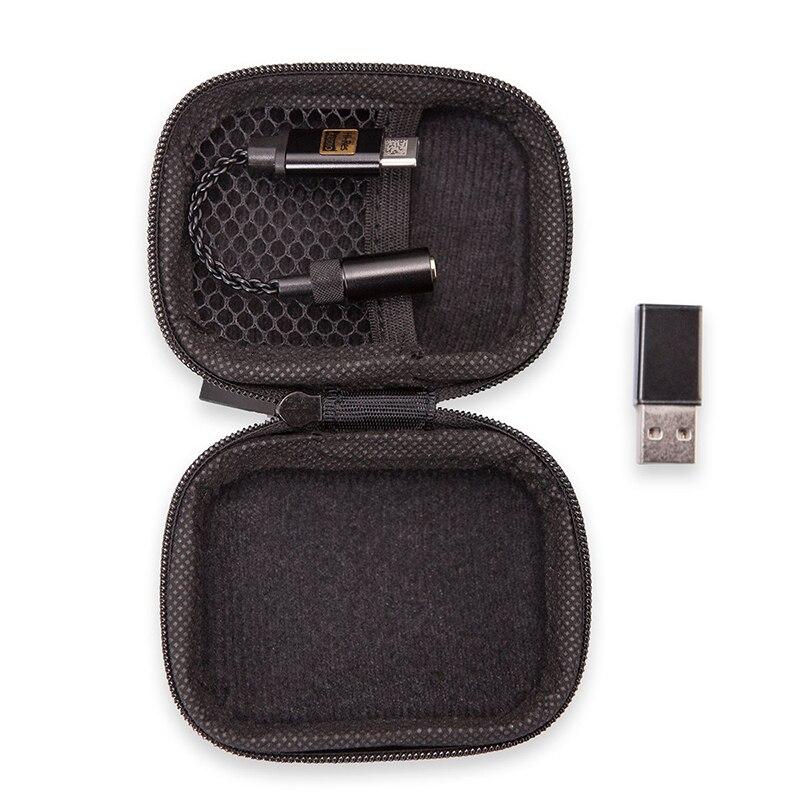 HIDIZS Sonate HD DAC II Salut-Res USB type C à 3.5mm amplificateur de casque DAC Adaptateur pour Android Téléphone PC MAC câble audio - 6