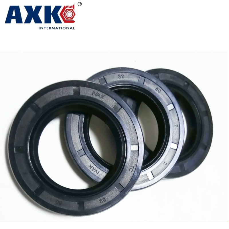 AXK Polyurethane Pu Ruber Coated Double Lip Oil Seal TC