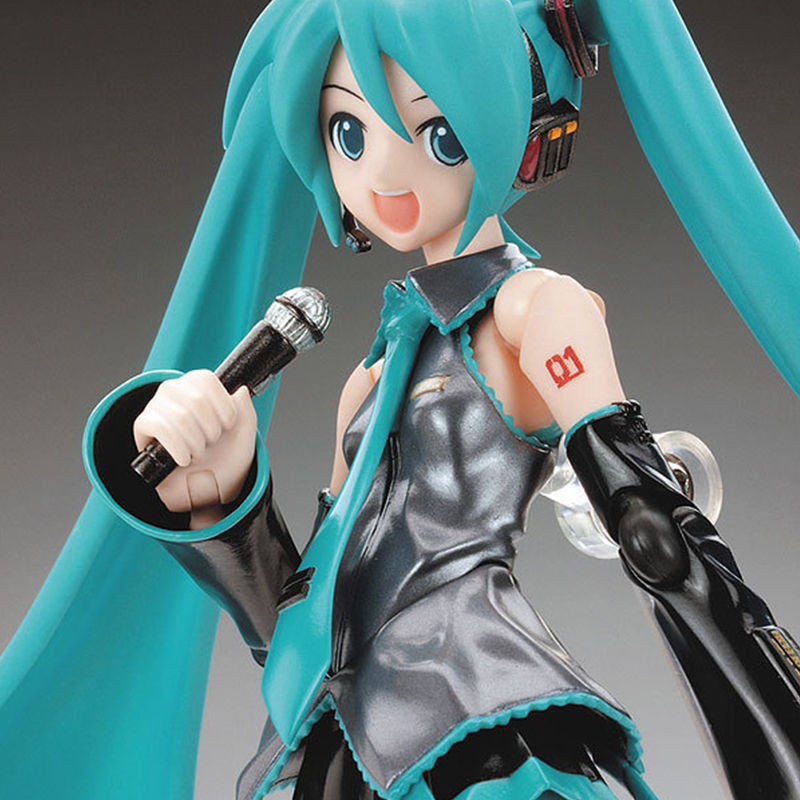 Hatsune Miku 1/8 Scale Action Figure Collection Multicolor Joint Moveable Toy 9
