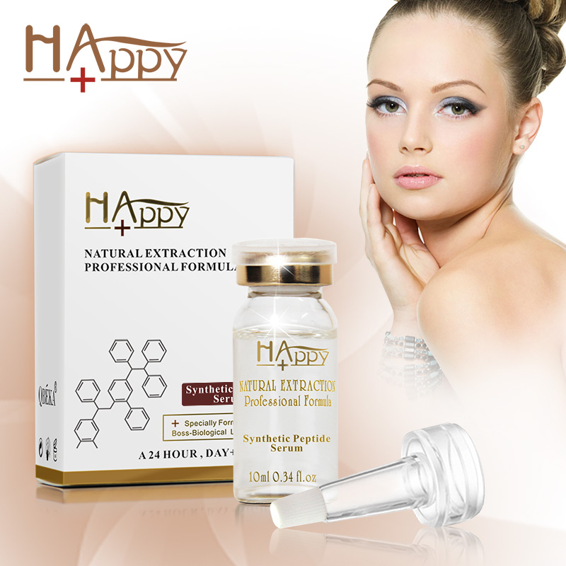 9PCS Snake Venom Serum Reduce Wrinkles For Keep Young Synthetic Peptide Serum With Free Shipping