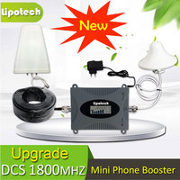 1 Set GSM 1800 4G FDD LTE Cellular Repeater Mobile Signal GSM Booster 1800mhz Repetidor De