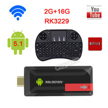 Chycet 2GB 16GB Mini PC Android TV Stick dongle WiFi Android 5 1 Media Player TV