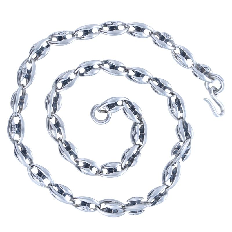 Mode marke halskette 925 Sterling Silber halskette anhänger schmuck, die DIY zubehör passt marke anhänger charme XLT001H20