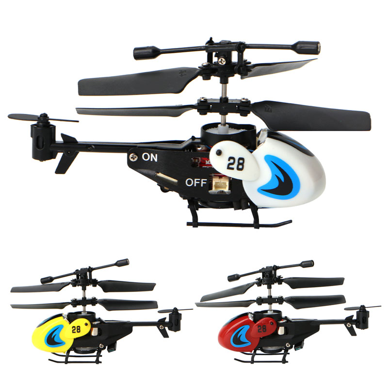 HW7003 2CH Channel Mini RC Helicopter Aircraft Remote Controller Hover Micro Toy P101