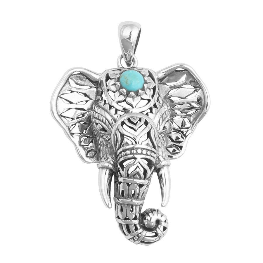 Antique Ethnic Elephant Necklaces