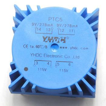 цена на 5VA Toroidal Voltage Transformers Audio Potting Transformer Dual 115V Input PTC5