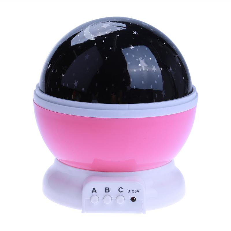 HTB1td2Na5wIL1JjSZFsq6AXFFXaa Stars Starry Sky LED Projector Moon Night Lamp Battery USB Bedroom Party Projection Lamp for Children's Night Light Gift