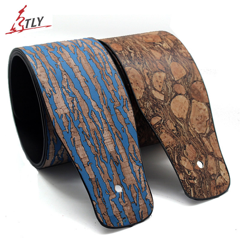 High Quality PU Leather Guitar Strap Electric Acoustic Folk Bass 160cm 2.5 Guitar Straps