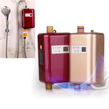 3800w Mini Instant Water Heater Tankless